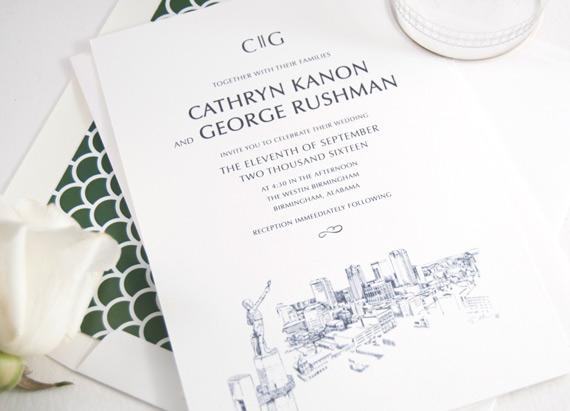 wedding invitations birmingham al 28 images custom invitation
