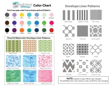Envelope Liners (set of 10 liners)