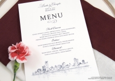 milwaukee menu cards