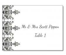 personalized place cards